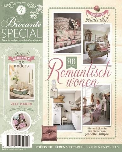 Magazine brocante special van ariadne at home stoer en for Magazine ariadne at home